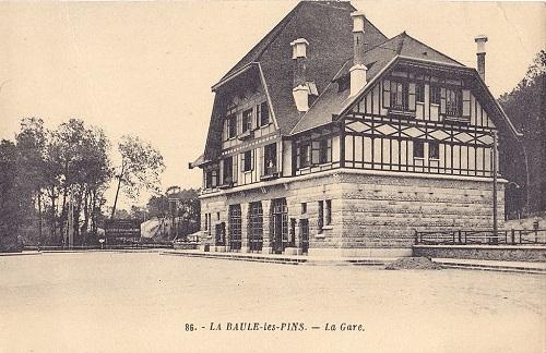 Ancienne gare de La Baule