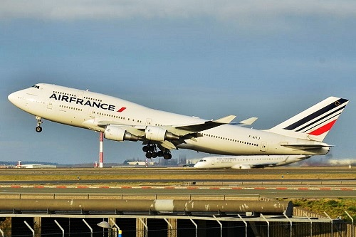 Boeing 747 Air France © Laurent ERRERA -CC BY-SA 2.0
