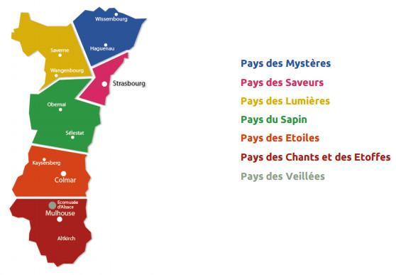 Image De Noel En Alsace.Les 7 Pays De Noel En Alsace J Aime Mon Patrimoine