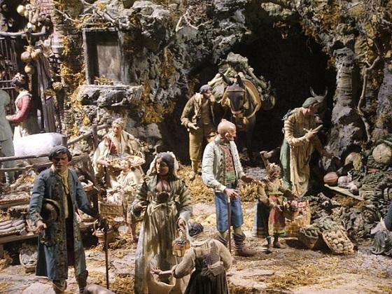 Santons et crèches de Noël  - Page 4 Caserta-reggia_1495020132