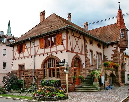 Le patrimoine de la route des vins sud alsace j 39 aime mon patrimoine - Office de tourisme de cernay ...