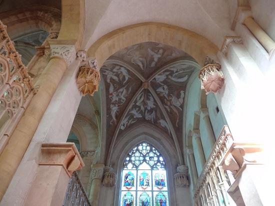 Vieille Chapelle de Souvigny © Paul Saccard / Musée du Pays de Souvigny