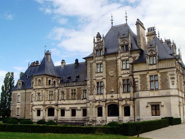 La route jacques c ur j 39 aime mon patrimoine for Chateau de menetou salon