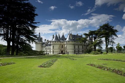 Château de Chaumont-sur-Loire © E. Sander