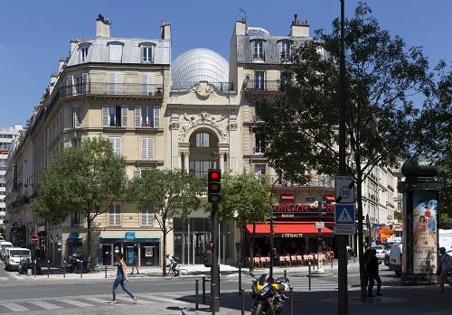 Fondation Jérôme Seydoux Pathé Photographies de Michel Denancé - Coll. Fondation Jérôme Seydoux-Pathé © 2014 - RPBW