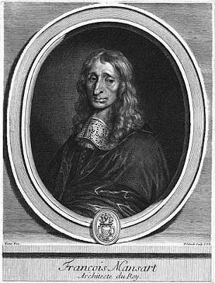 Portrait de François Mansart