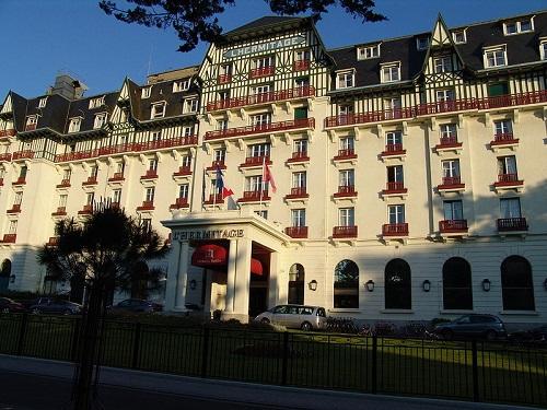 Hôtel l'Hermitage à La Baule © CC BY-SA 3.0