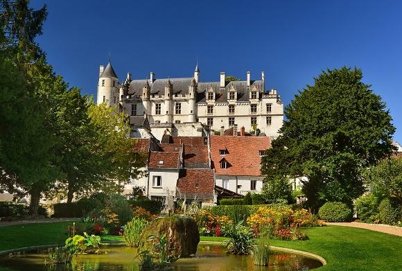 Loches en Indre-et-Loire (37) © Les Plus Beaux Détours de France