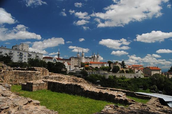 Ruines lyonnaises © Ana Rey - CC BY-NC-ND 2.0