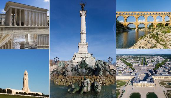 Monuments étudiés avec Le patrimoine toute une histoire VMF