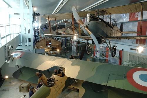 Hall 14/18 © Musée de l'Air et de l'Espace  – Le Bourget / Alexandre Fernandes
