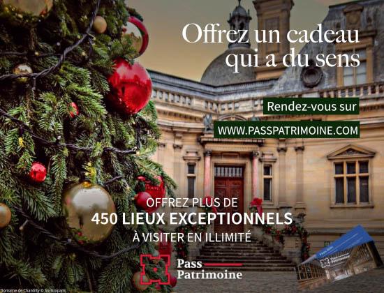 Pass Patrimoine Côté