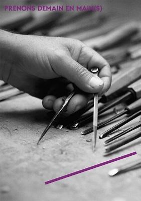 Prenons demain en main(s). Atelier Rayssac (Maître d'art), Sculpteur sur bois © Sophie Brändström - Picturetank – INMA