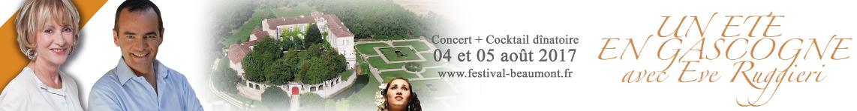 Festival Un été en Gascogne 2017